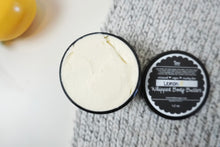 Load image into Gallery viewer, Lemon Whipped Body Butter - Raw ByRoque