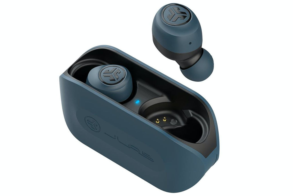 JLab Audio Go Air Dual Connect True Wireless Earbuds (20 hours playtime)