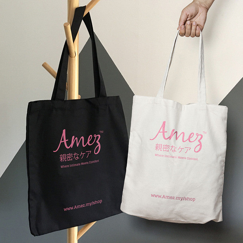 Amez Care Eco-Friendly A3 Cotton Canvas Bag