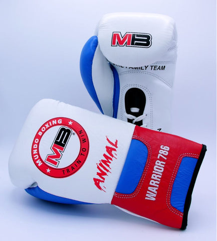 "MB Boxing Gloves ""ANIMAL"""