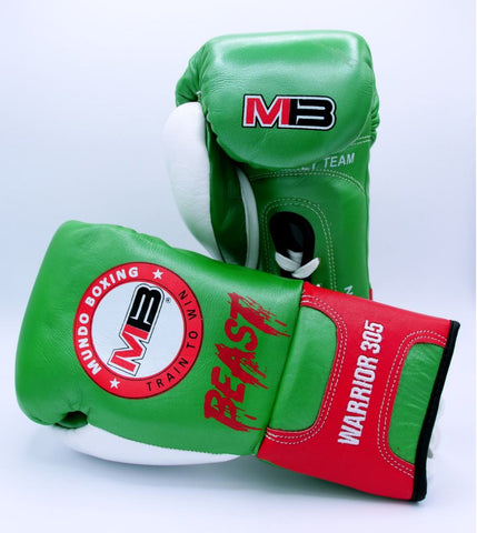 "MB Boxing Gloves  ""BEAST"""