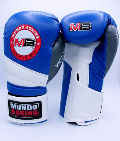 "MB Boxing Gloves ""VICTORIA"" edition"