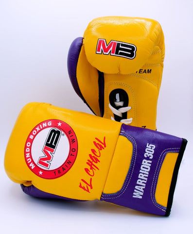 "MB Boxing Gloves ""CHACAL"""