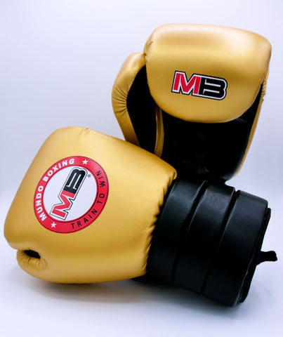 "MB Boxing Gloves ""ROCK"" edition"