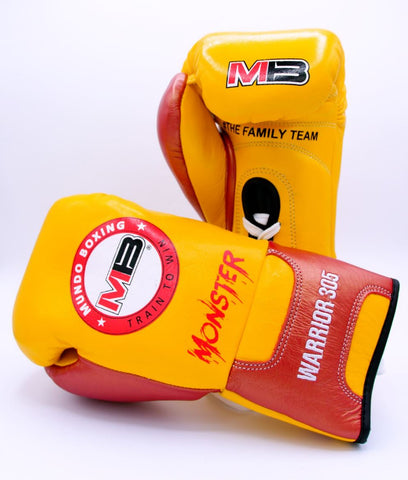 "MB Boxing Gloves ""MONSTER"""
