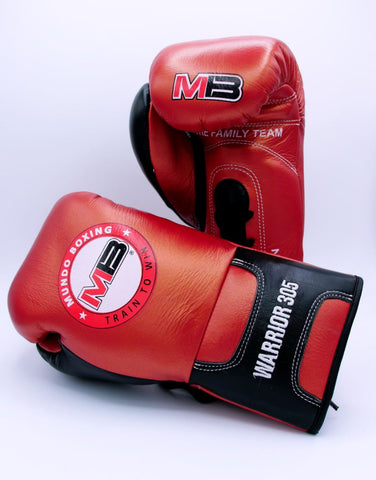 "MB Boxing Gloves ""WARRIOR 305"""