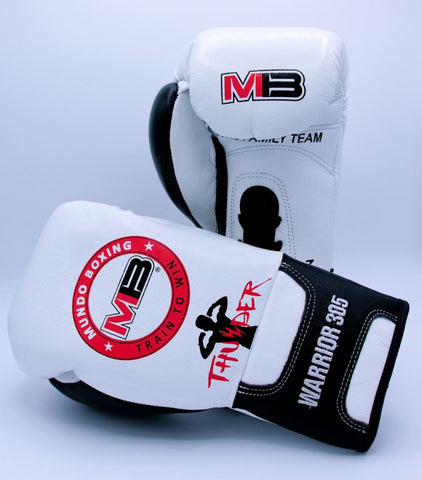 "MB Boxing Gloves ""THUNDER"""