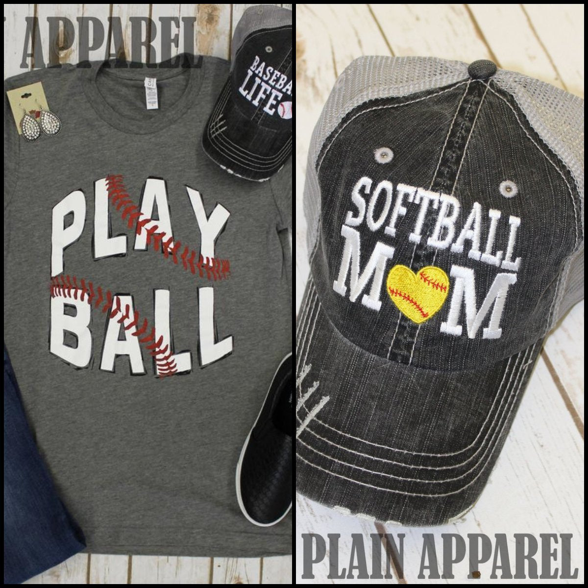 Baseball and Softball Sports Gear