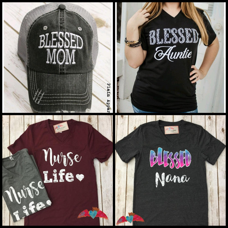 Blessed & Life Collection