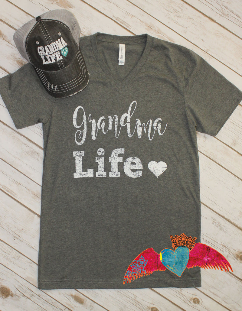 Grandma Life Blessed Box - Bless UR Heart Boutique