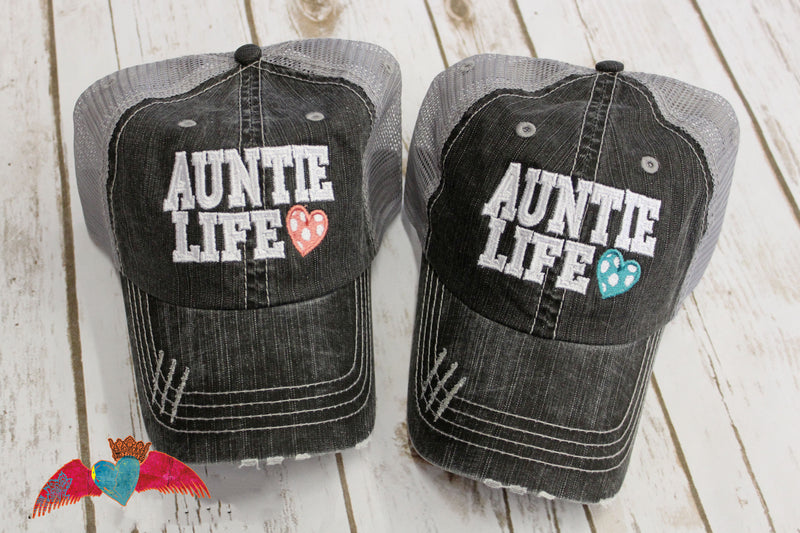 Auntie Life Blessed Box - Bless UR Heart Boutique