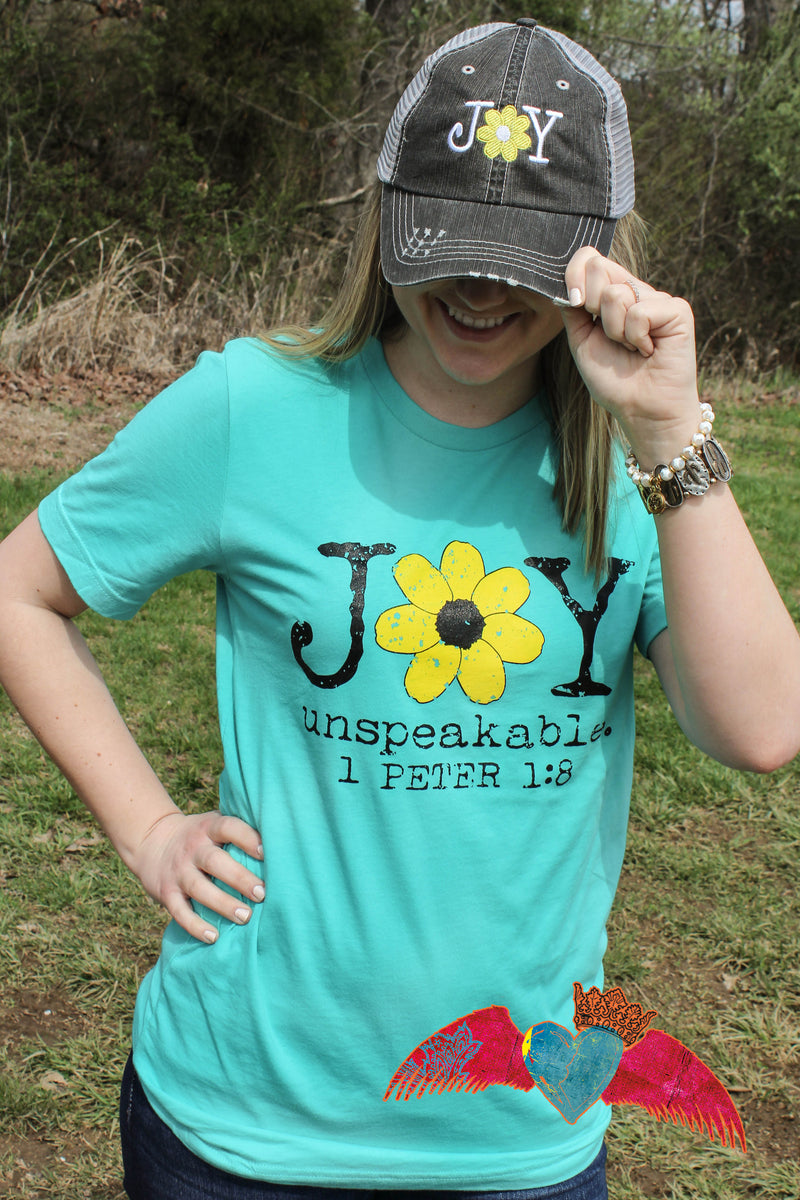 Joy Unspeakable Crew Neck