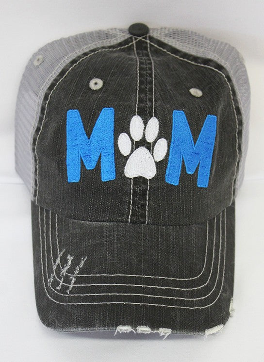 Pet Mom Ball Cap