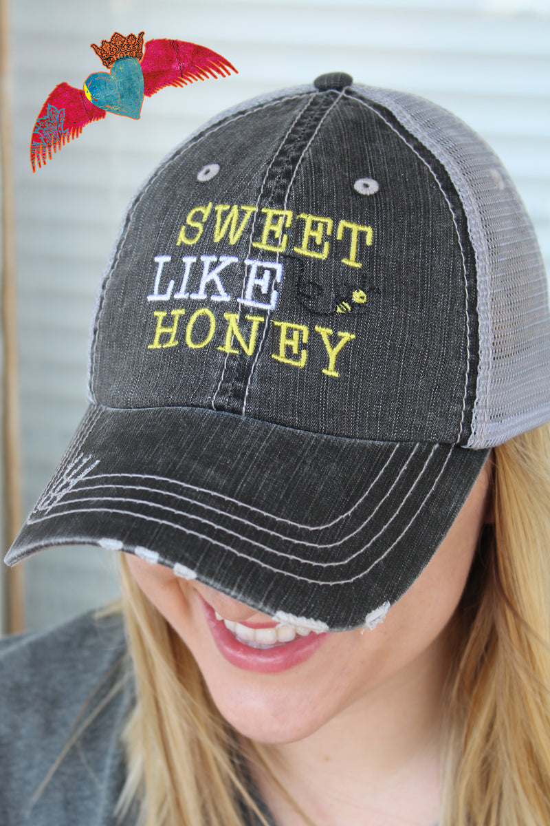 Sweet Like Honey Ball Cap