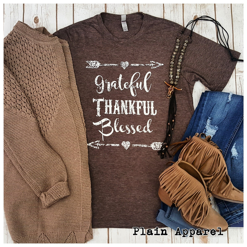 Fall & Thanksgiving Tees