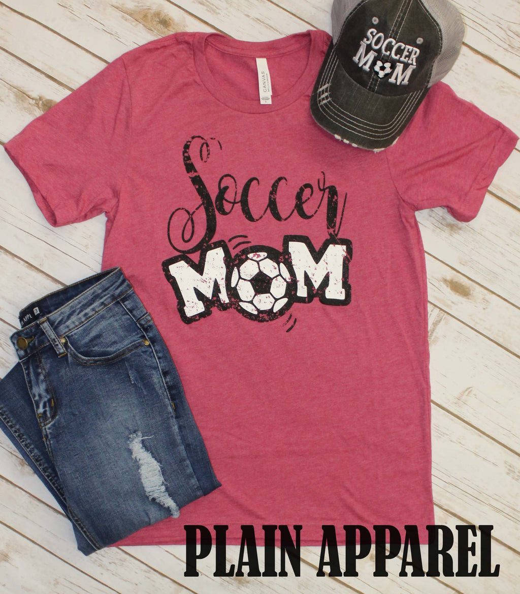 Soccer Mom Crew Neck - Bless UR Heart Boutique
