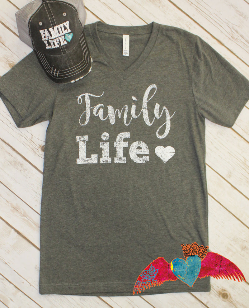 Family Life Blessed Box - Bless UR Heart Boutique
