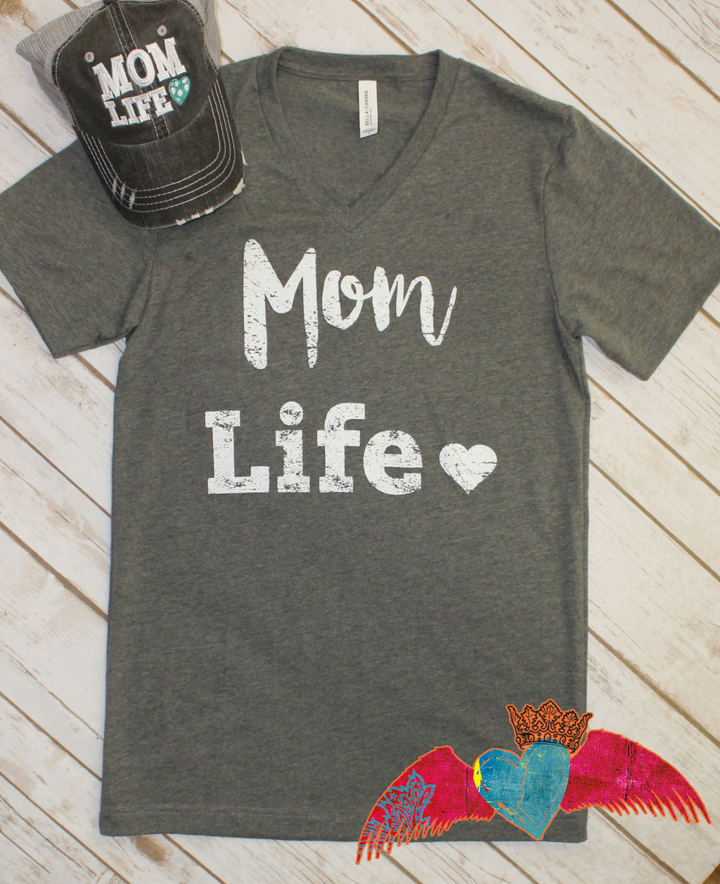 Mom Life Blessed Box - Bless UR Heart Boutique