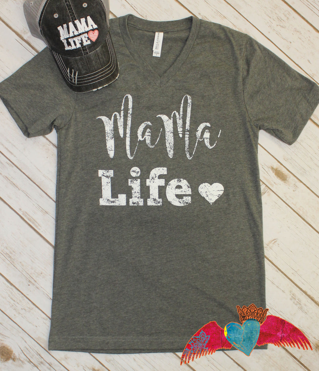 Mama Life Blessed Box - Bless UR Heart Boutique