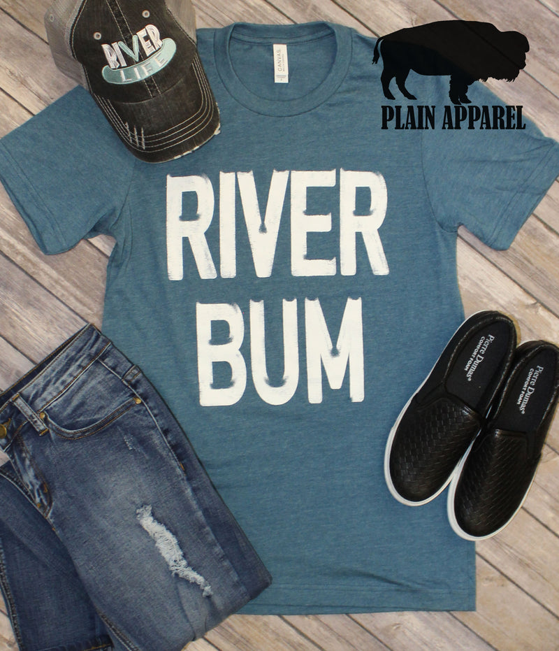 River Bum Crew Neck