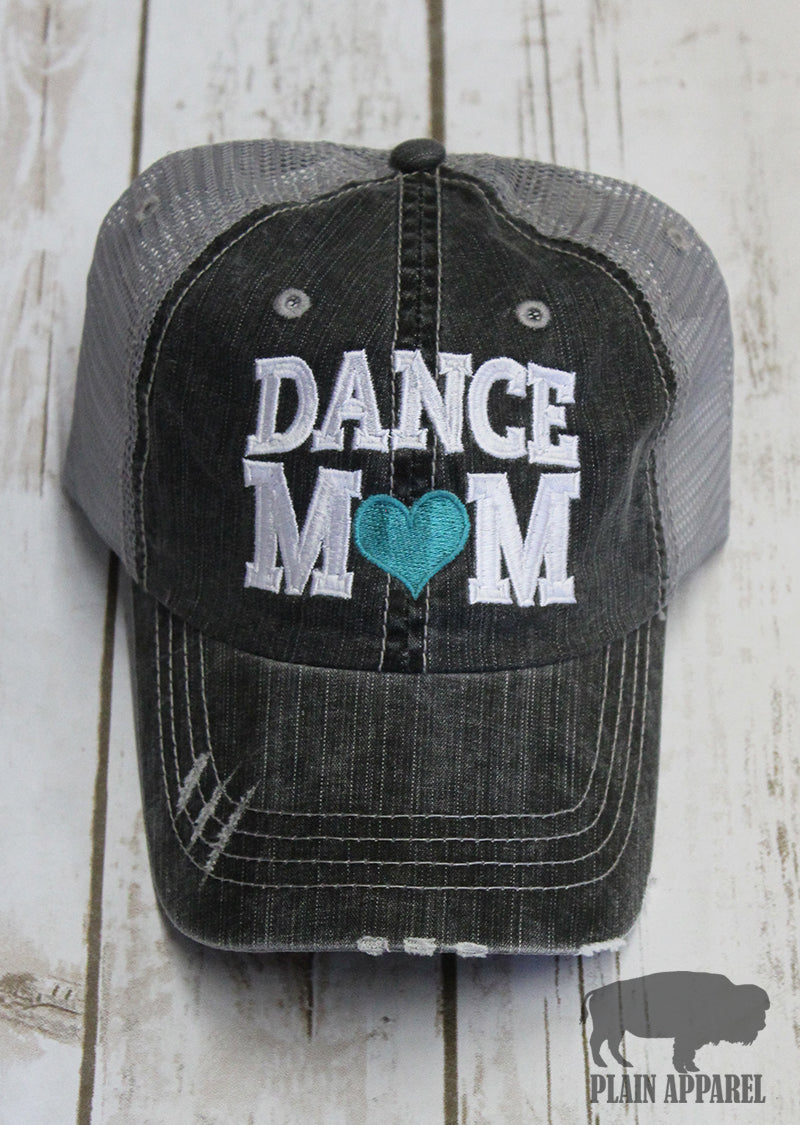 Dance Mom Ball Cap - Bless UR Heart Boutique