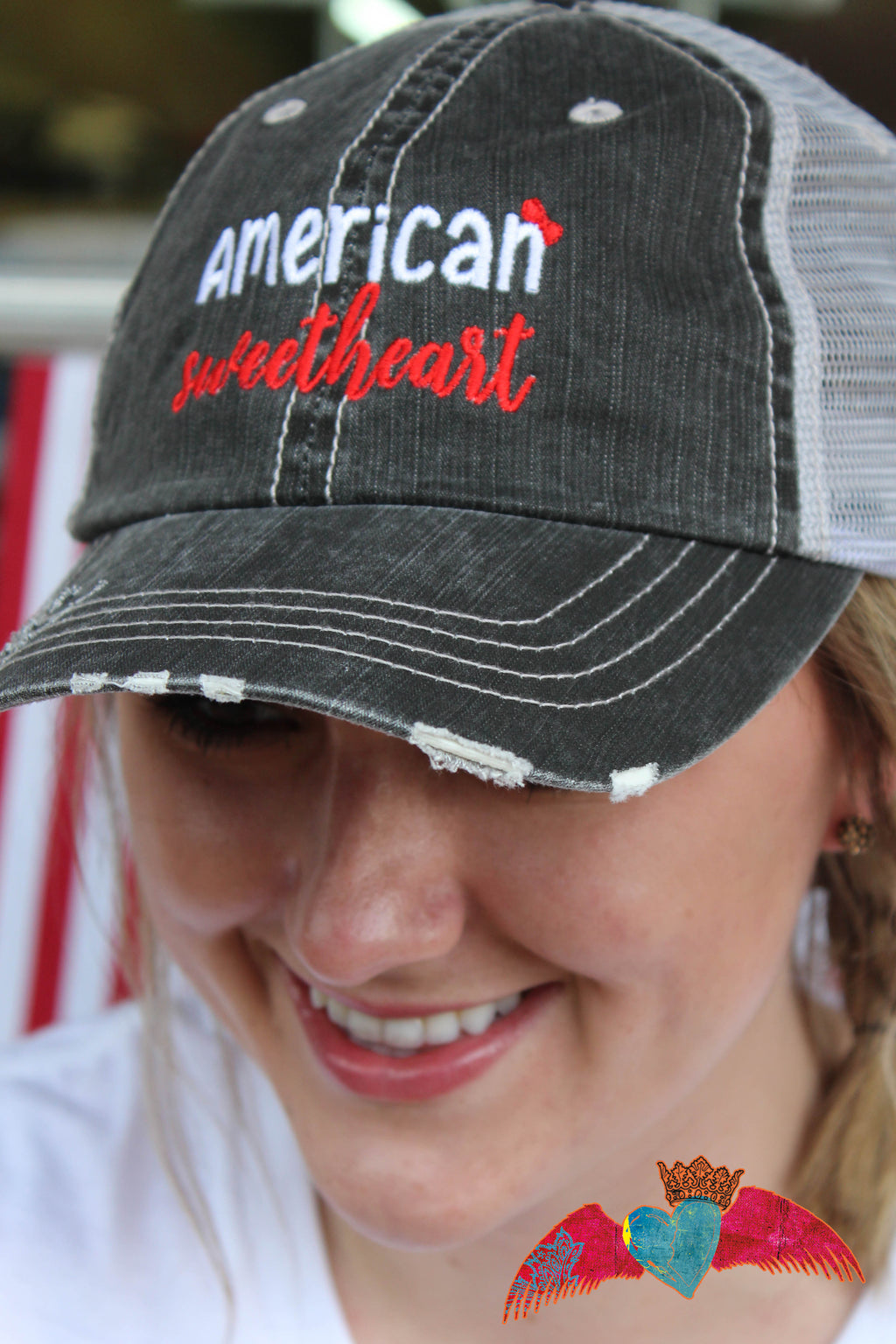 American Sweetheart Ball Cap