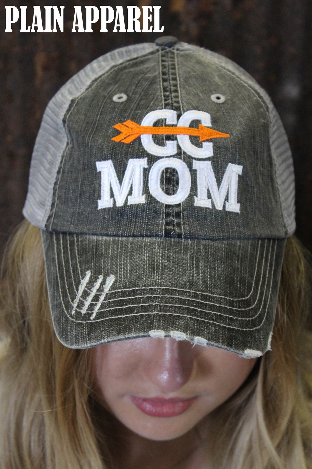 MOM Cross Country Ball Cap