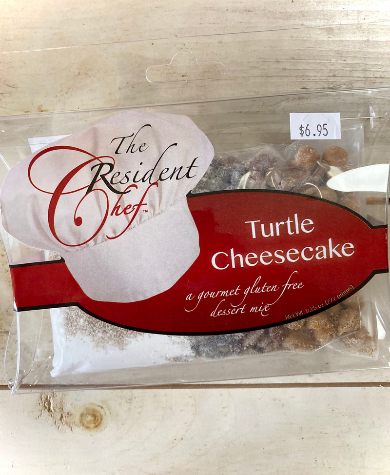 Turtle Cheesecake Dessert Mix - Bless UR Heart Boutique