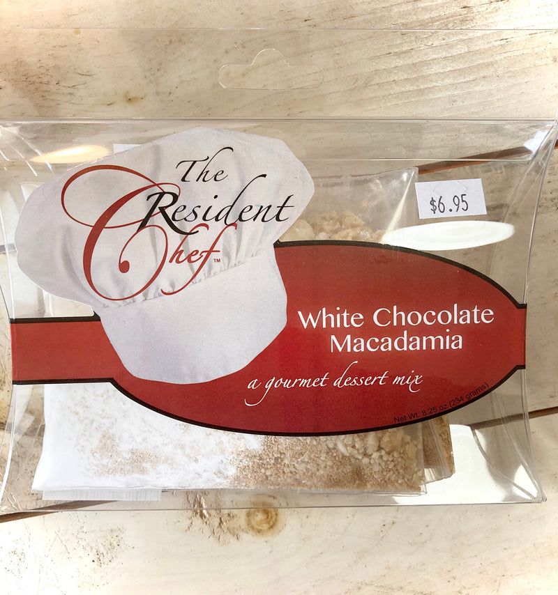 White Chocolate Macadamia Dessert Mix - Bless UR Heart Boutique