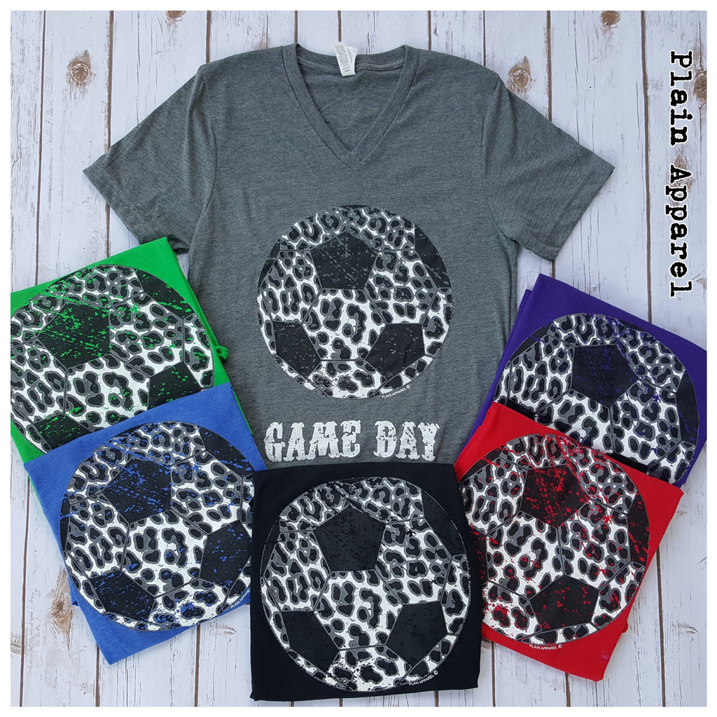 Soccer Game Day - Bless UR Heart Boutique