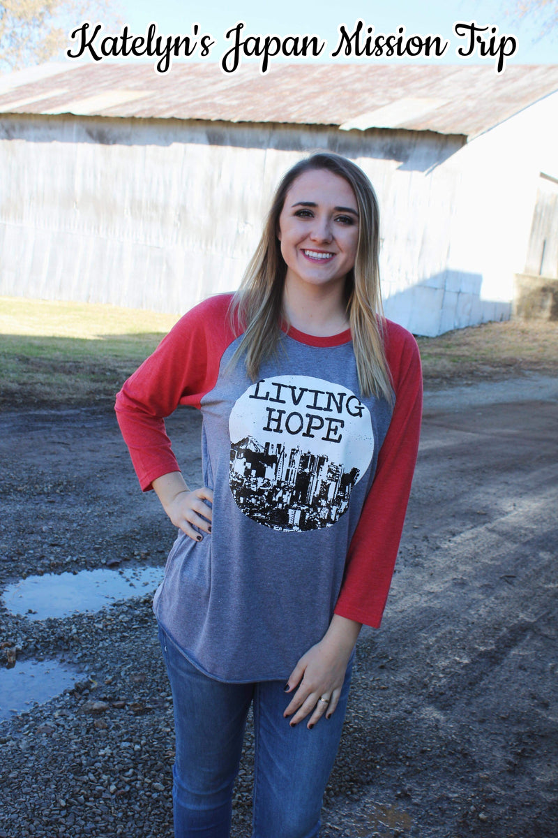 Living Hope Raglan