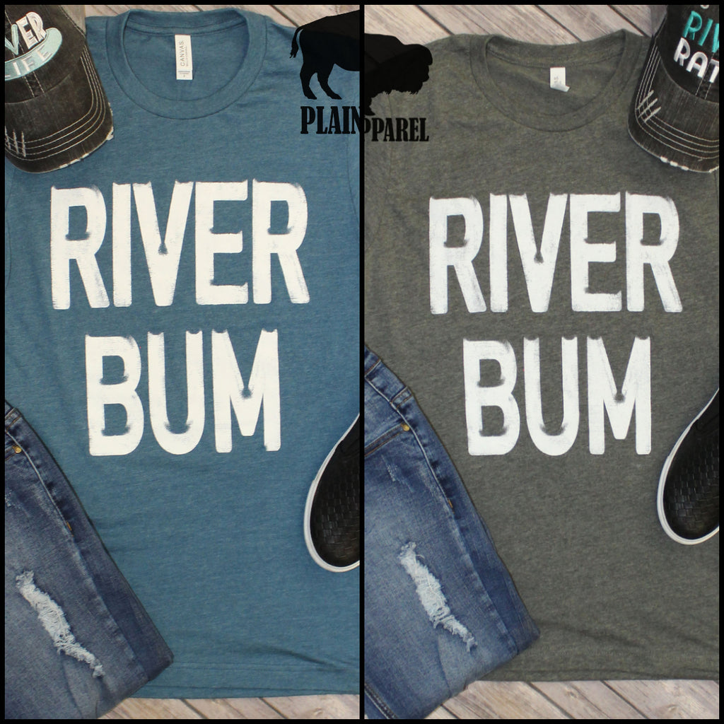 River Bum Crew Neck - Bless UR Heart Boutique