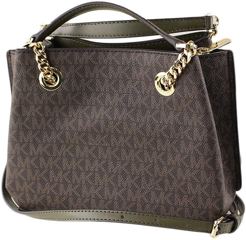 Michael Kors Teagen Small Messenger
