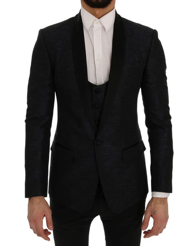 Blue MARTINI Slim 2 Piece Blazer