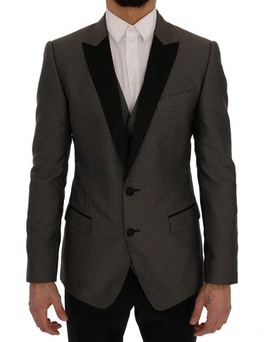 Multicolor Two Button Single Breasted Blazer