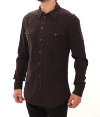 Green Manchester SICILIA Normal Fit Casual Shirt