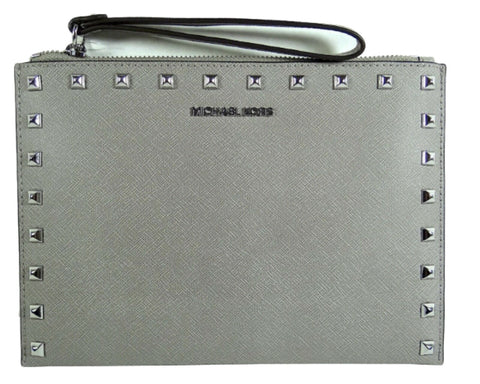 Michael Kors Jet Set Travel X Large Zip Clutch Wristlet