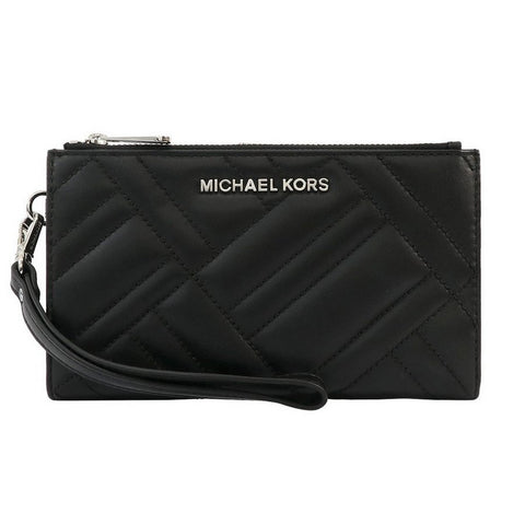Michael Kors Peyton Large Double Zip Wristlet