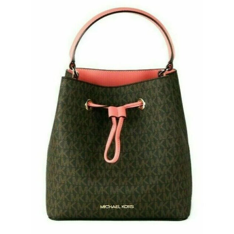 Michael Kors Suri Medium Bucket Messenger
