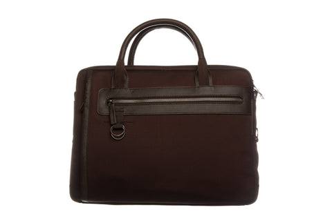 Marrone Brown Briefcase