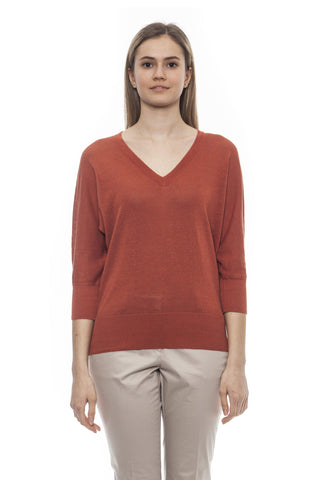 Marrone Brown Sweater