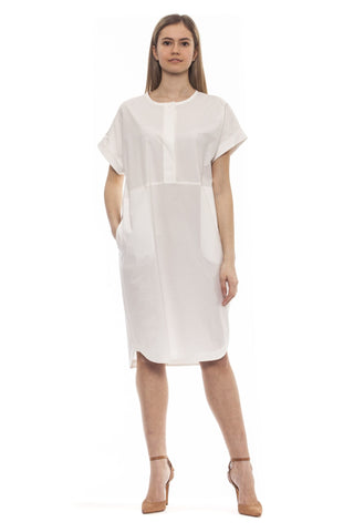 Bianco White Dress
