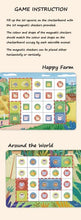 Load image into Gallery viewer, Brain Teaser Educational Toy | Around the World