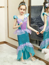 Load image into Gallery viewer, Little Mermaid Costume