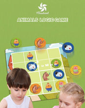 Load image into Gallery viewer, Jungle - Logic Game Mini Children Animal Soduku