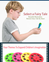 Load image into Gallery viewer, Mini Projector Torch Sleeping Stories Toys