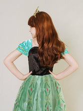 Load image into Gallery viewer, Princess Anna Frozen Costume