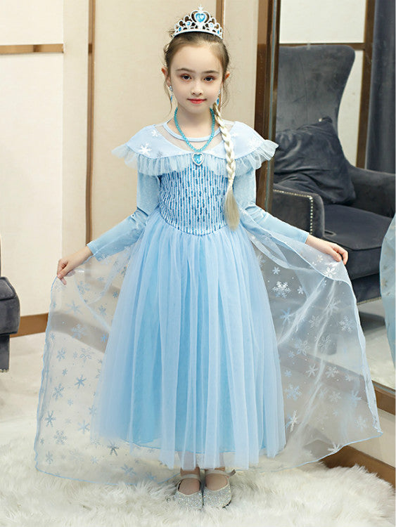 Princess Elsa Frozen Costume