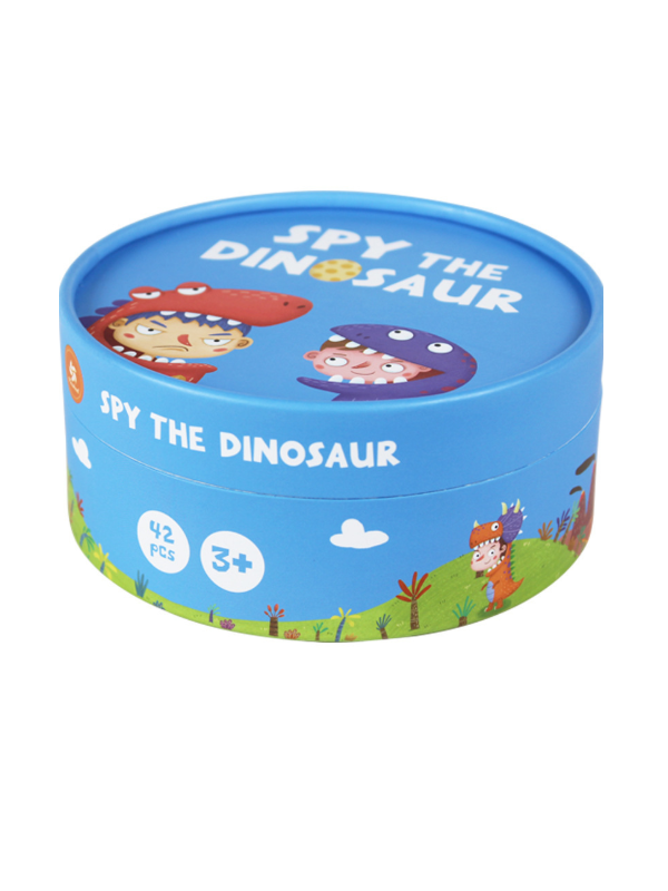 SPY the Dinosaur Matching Game
