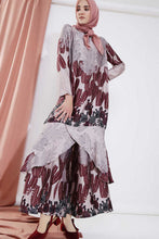 Load image into Gallery viewer, Salma Tunic Ruby